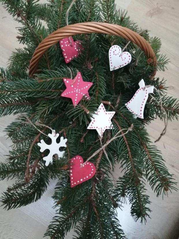 Vianočné ozdoby, Vianočné dekorácie, Modelovanie, Súťaž, Vianočné ozdoby
