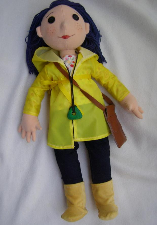 Bábika Coralina, Bábiky a hračky