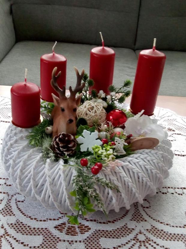 Veniec, Vianočné dekorácie
