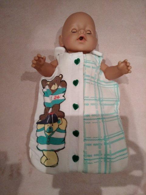 Oblečenie na bábiku BABY BORN, Bábiky a hračky 4