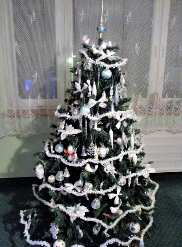 Biele Vianoce, Vianočné dekorácie 2