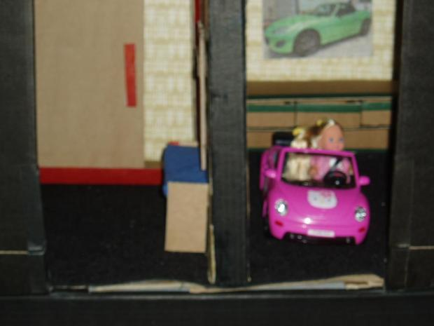 Domeček pro panenky Evičky, Bábiky a hračky 7