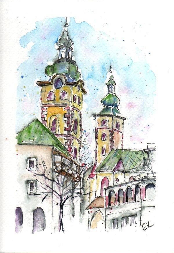 Mestský hrad v Banskej Bystrici, Obrazy a obrázky