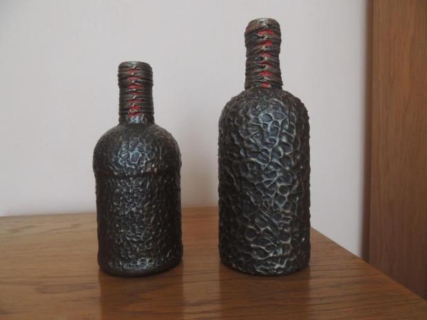 Dvojčátka  , láhve od Rumu, Ostatné