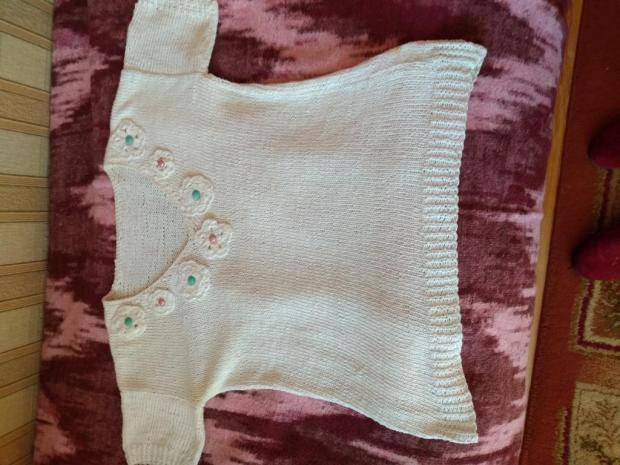 Pletené pulovríky, Pletenie