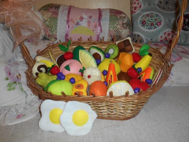 Filcové dobroty, Bábiky a hračky