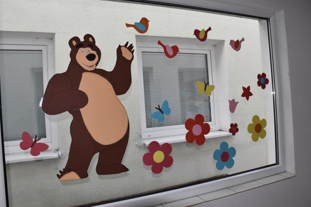 Jarná výzdoba na oknách , Tvoríme s deťmi a pre deti