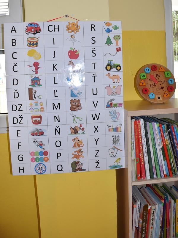 Vyrobila som deťom maľovanú abecedu , Tvoríme s deťmi a pre deti