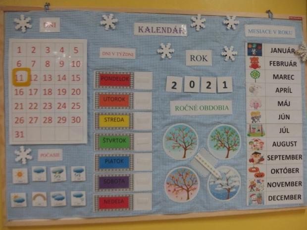Šitý kalendár , Tvoríme s deťmi a pre deti