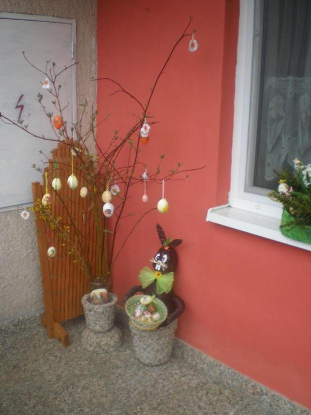 veľká noc, Veľkonočné dekorácie