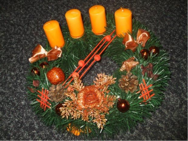 adventný , Vianočné dekorácie