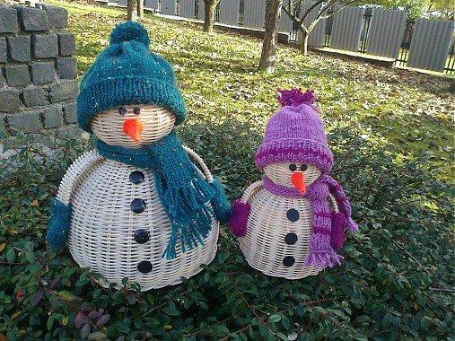 bratia snehuliaci, Pletenie z pedigu