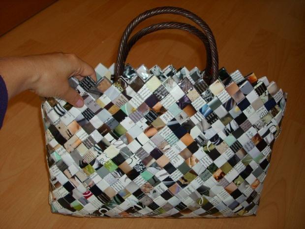 Papierová kabelka