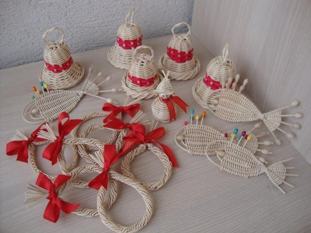 Vianoce sa blížia..., Pletenie z pedigu