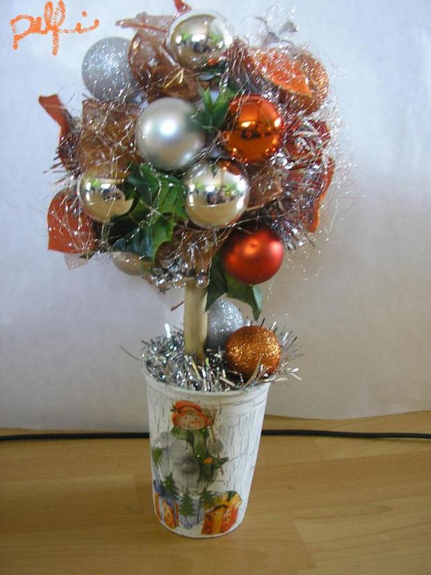 d7785a573 Moje tvorenie - stromček., Vianočné dekorácie   Artmama.sk