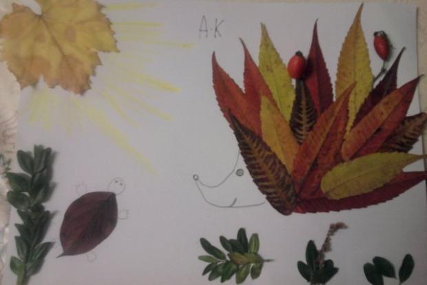 Jesenné tvorenie s deťmi