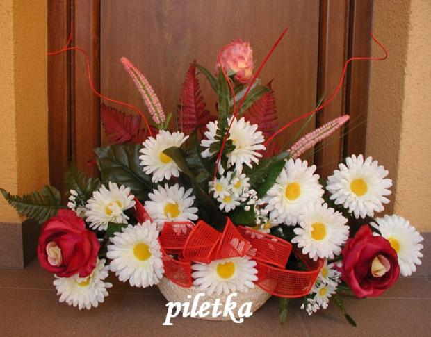 41ca185f5 Ikebana na hrob , Aranžovanie | Artmama.sk