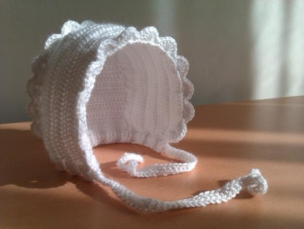 Háčkovaná čiapočka