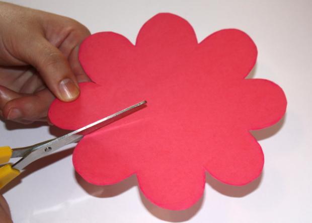 Kvetinkový košíček 11