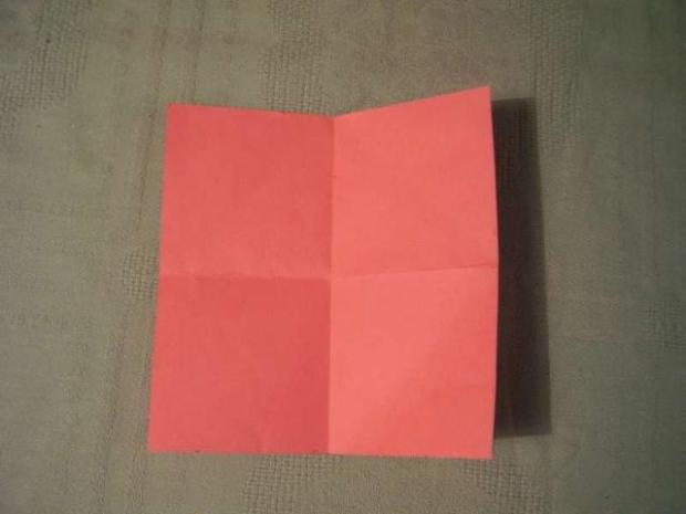 Tulipány z papiera - fotopostup 4