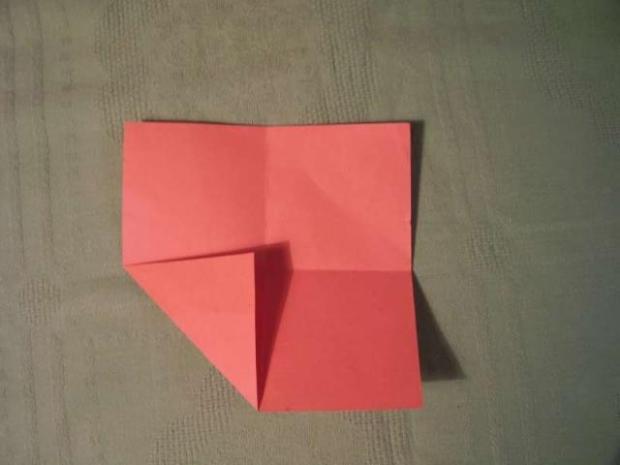 Tulipány z papiera - fotopostup 5