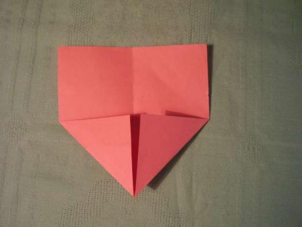Tulipány z papiera - fotopostup 6