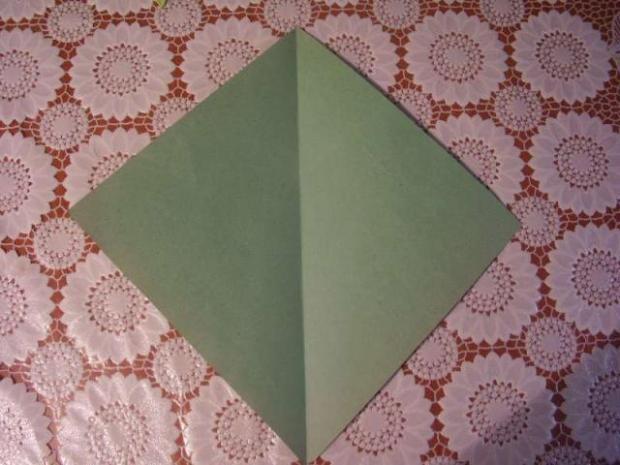 Tulipány z papiera - fotopostup 18