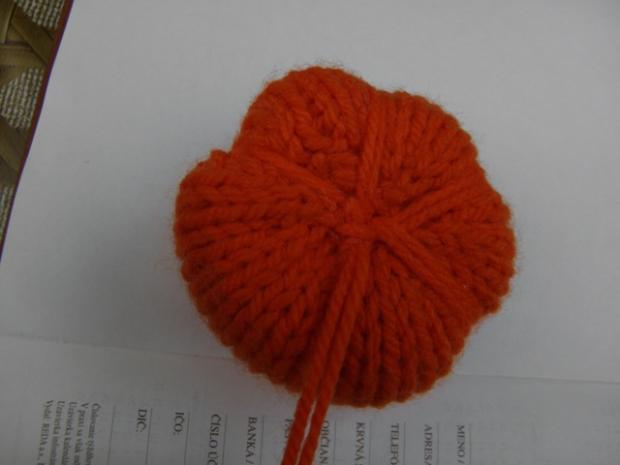 pletená tekvička 7