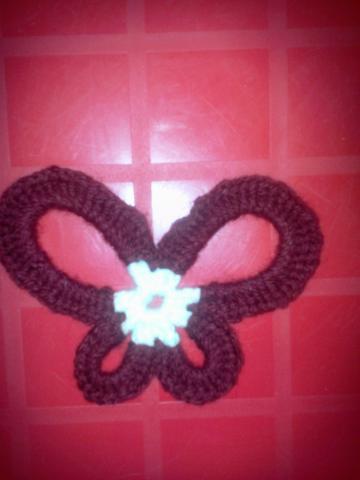 hačkovaný motýlik 3