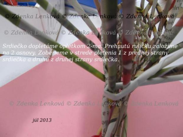 Kvitnúce srdiečko 24