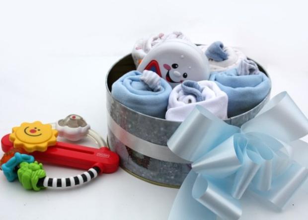 Darček - výbavička pre kojenca, dojča