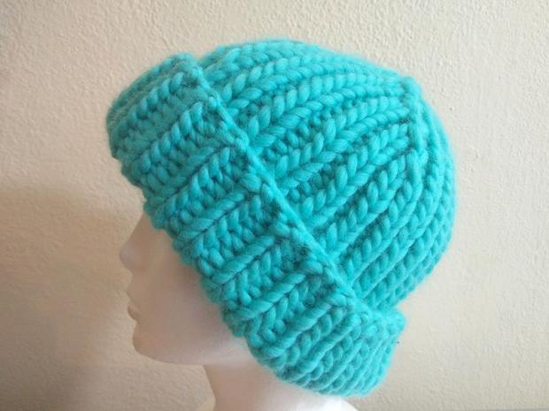 Postup na pletenú čiapku