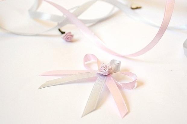 Ako si vyrobiť svadobné pierka - foto postup