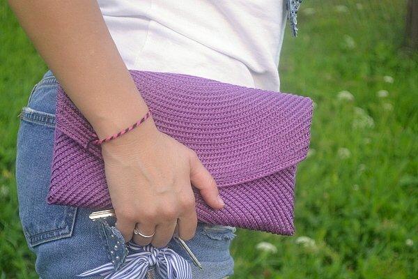 Postup na listovú kabelku