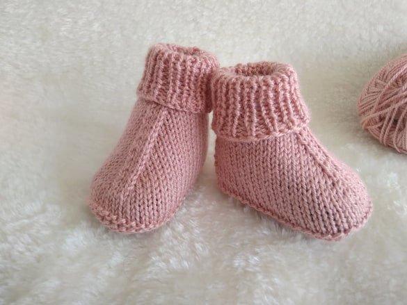Ako upliesť papučky pre bábätko