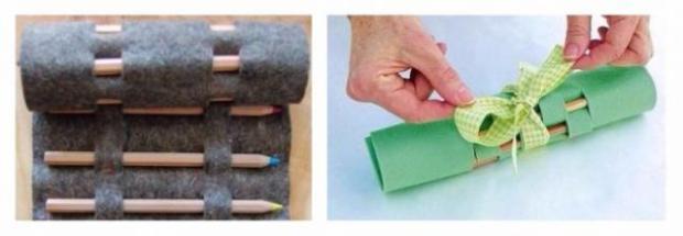 Urobte si ten najjednoduchší peračník bez šitia - foto postup