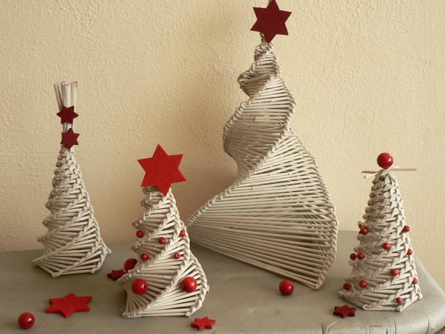 Fotopostup na papierové pletenie - pletený stromček III. 01ca7cbf3a6